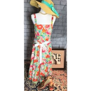 Floral summer dress...don't pass this by